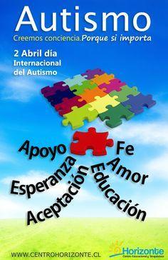 Actividades para Educación Infantil: DÍA INTERNACIONAL DEL AUTISMO 2014