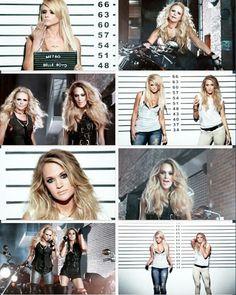 Miranda Lambert & Carrie Underwood Song Something Bad
