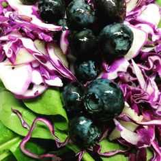 Let Chef Kansas City prepare...#blueberry #summer #salad #eathealthy #health #instafood #nutrition  chefkansascity.com