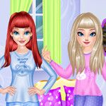 Baby Elsa Birthday Party - Free Mobile Game Online - yiv.com Free Mobile Games, Elsa Birthday Party, Disney Princess Ariel, Casual Dresses, Aurora Sleeping Beauty, Comfy, Autumn, Night, Places