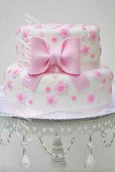 Flor's Bakery: Baby Cake con Moño