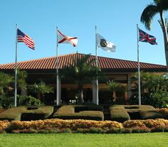 PGA NATIONAL in Palm Beach Gardens is a wonderful golf and country club community with a scenic location and top notch amenities. #pganational