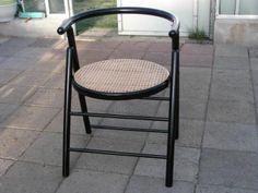 Vier retro stoeltjes / klapstoeltjes - Bieden