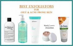 best exfoliating products for face