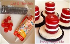 Cat in The Hat- Hat's made easy Dr Seuss