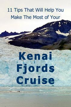 Kenai Fjords National Park Cruise  Trip Report  Tips  Kenai