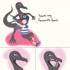 Salazzle is a Pokemon I didn't initially care for that much until I played Moon and used one in my team. Pokemon Zoroark, Pokemon Charizard, O Pokemon, Pokemon Funny, Pokemon Memes, Pokemon Cosplay, Pokemon Fan Art, Pokemon Moon, Pokemon Stuff