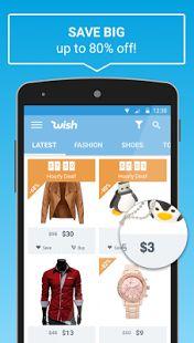 Wish - Shopping Made Fun- screenshot thumbnail