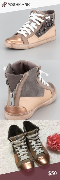 59f158dcb26c Sam Edelman Holden Studded Cap Toe Hightop Sneaker Sam Edelman Holden  Studded Cap Toe Hightop Sneaker