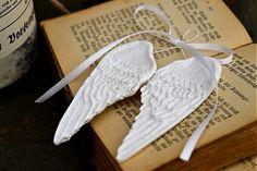 Anjelske krídelká nie len svadobné... by MadeByDara - SAShE.sk - Handmade Svadba