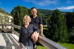 Lerne die sympathischen Hoteliers vom Wanderhotel Steffner-Wallner kennen. Hermi und Hans freuen sich auf euren Besuch.  #salzburgerland #wanderhotels #wanderhotelsteffnerwallner #lungau #wandernsalzburg