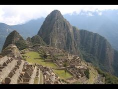 ▶ Machu Picchu Documentary - A Lesson in Sustainability - YouTube