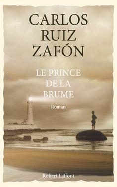 Le prince de la brume par Carlos Ruiz Zafón