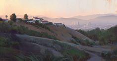 Kenneth Hann's Park Hills on Behance