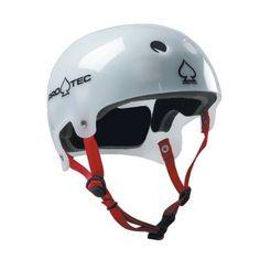 Protec Classic Bucky Lasek, Trans White S