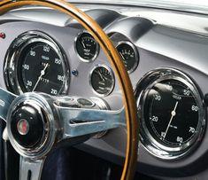 1953 Maserati A6G 2000 Spyder