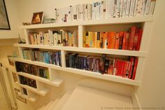 If you want a way to store and display your books, but you do not have space for a floating bookcase, builds and installs floating bookcase. Floating bookcase is mounted on the wall using a clamp on the shelf slips, giving the appearance that is floating because the support structure is not visible. A shortcut […]