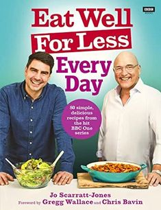 "Read ""Eat Well For Less: Every Day 80 easy recipes for healthy everyday cooking"" by Jo Scarratt-Jones available from Rakuten Kobo. Brand new recipes from the 2019 series to help you eat healthily day in and day out. Discover how to make healthy and af. Midweek Meals, Easy Meals, Cod Recipes, Easy Recipes, Keto Recipes, Chicken Recipes, Grilled Cod, It Pdf, Kitchen Time"