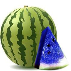Rare Blue Watermelon Seeds Organic Fruit Vegetable Plant Seed Garden Yard Dec