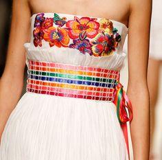 Alberta Ferretti - Runway - Milan Fashion Week Womenswear Spring/Summer 2014 » Gorgeous!!