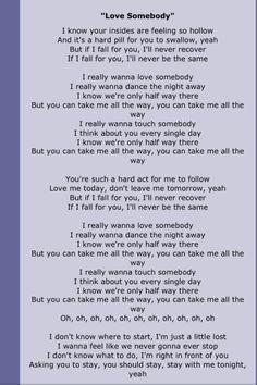 Maroon 5..favorite song!