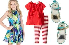 Celebrate spring with some new bright and cheery warm-weather styles for the kids. | ShopNW | The Seattle Times