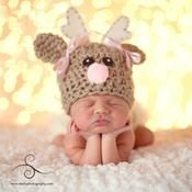 Image of The Littlest Reindeer (Clarice)