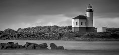 Coquille Lighthouse by Bob Driver, via 500px