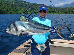 Tropic Star Lodge; Pinas Bay, Panama. #roosterfish   https://plus.google.com/u/0/b/117196345298169136809/+AcuariosfishingBlogspot/posts/P9REAHupcft