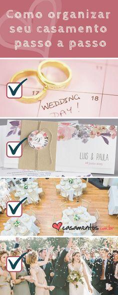 Saiba como organizar cada etapa do seu casamento, participe da nossa comunidade e peça ajuda a outras noivas como você!