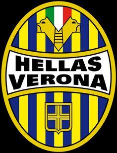 Hellas Verona of Italy crest.