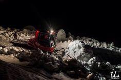 Technique-TP :: Déneigement pistes de ski alpin - LES 7 LAUX - Isére 38
