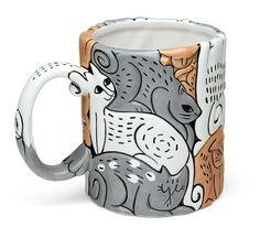 Crazy Cats Mug