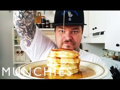 How to Make the Fluffiest Pancakes with Matty Matheson