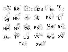 Printables Zoo Phonics Worksheets the alphabet animals and cards on pinterest zoo phonics desk reference