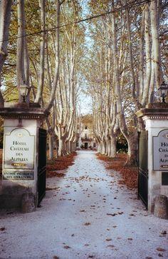 Chateau des Alpilles in Saint-Remy-de-Provence