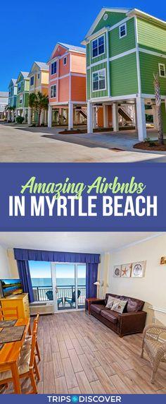 Myrtle Beach is a popular beach destination because of its beautiful coastline, affordability, and family-friendly fun. Myrtle Beach Boardwalk, Myrtle Beach Vacation, Myrtle Beach Sc, Destin Beach, Beach Trip, North Myrtle Beach Condos, Vacation List, Destin Florida, Beach Vacations