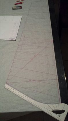 Draperie gordijn patroon