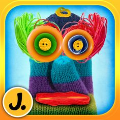 """Puppet Workshop recommended by Technology in Education as one of the """"Best Apps for Sensory Processing by Jo Booth"""" http://techinspecialed.com/2014/01/22/best-apps-sensory-processingself-regulation-jo-booth/#.UuAsVdKtbs1"""