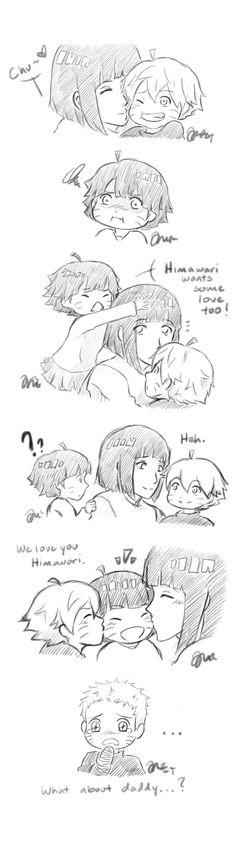 Uzumaki Family by SchiraYuki.deviantart.com on @DeviantArt