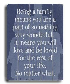 I want all my family to know, I love you all, just the way you all are...xxoooxxoo