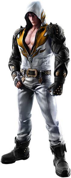 Jin Kazama Tekken 7 Alternative by Blood-Huntress on DeviantArt Tekken 7 Jin, Tekken Jin Kazama, Gorillaz, Tekken Tag Tournament 2, Dc Deathstroke, Bryan Fury, All Black Suit, Mundo Dos Games, Mystic Messenger Characters