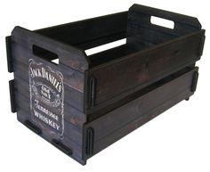 Storage box by Jack Daniels