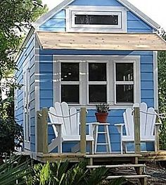 Sometimes, the best tiny house is the one that's all ready to go, with the floor plan and systems all figured out. So without further ado, here are five of the coolest tiny houses you can get your hands on at the moment.