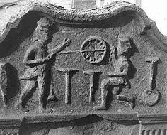 scotish tombstones | Miner's tombstone Scotland