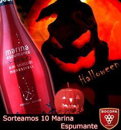 Disfruta de Halloween con Marina Espumante Red