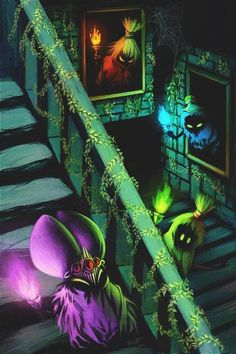 Forst poes - ocarina of time | #OoT ~ one of my favourite temples