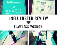 Take a look at my blogpost, folks👇 Influenster Flawless Voxbox Review.  http://mascarainthecity.com/2016/11/17/influenster-flawless-voxbox-review/?utm_campaign=crowdfire&utm_content=crowdfire&utm_medium=social&utm_source=pinterest