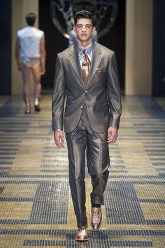 Versace Men's S/S '13
