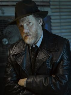 Check out an ominous Rise of the Villains trailer for the upcoming second season of FOX's DC Comics series, Gotham. Gotham season two premieres September 21 Bullock Gotham, Harvey Bullock, Gotham Season 2, Gotham Characters, Gotham News, Crime Comics, Gotham Tv Series, Gotham Girls, Dc Movies